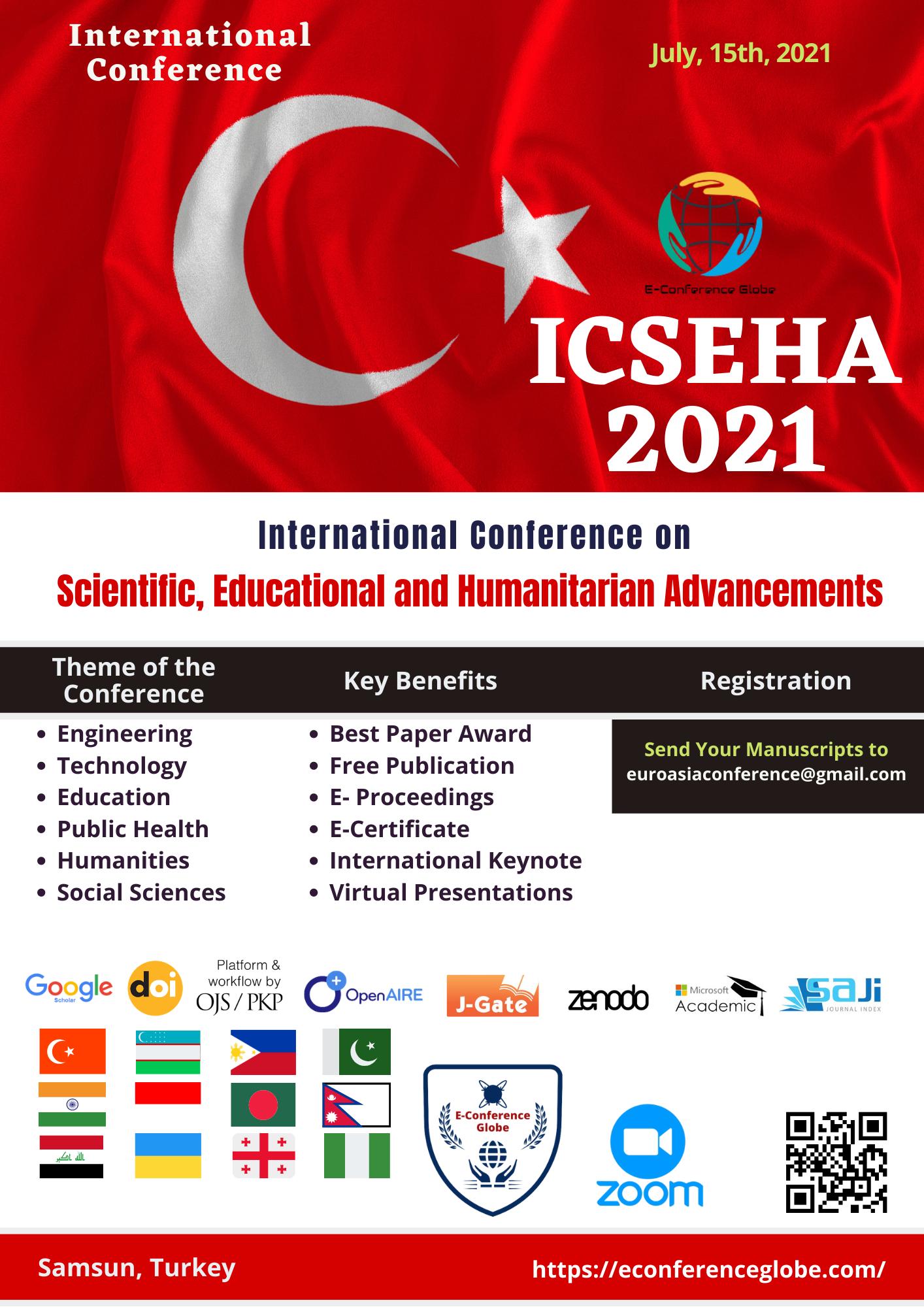 View 2021: ICSEHA-2021